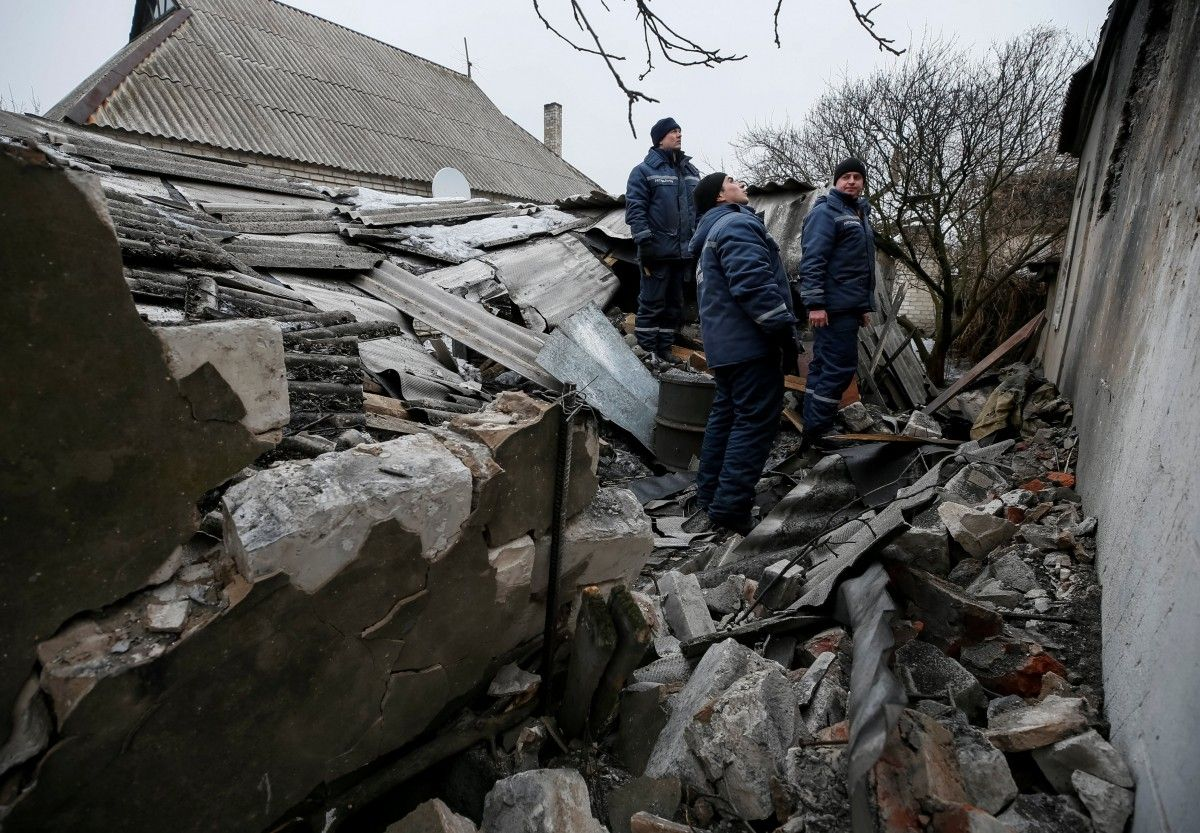 Ситуация вАвдеевке: Российская Федерация недает гарантий предотвращения огня
