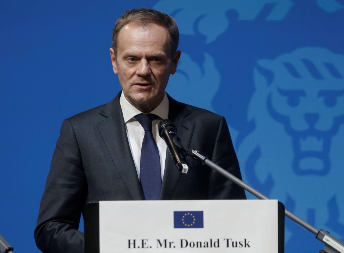 Польша выдвинула кандидатуру Сариуш-Вольского напост руководителя Евросовета