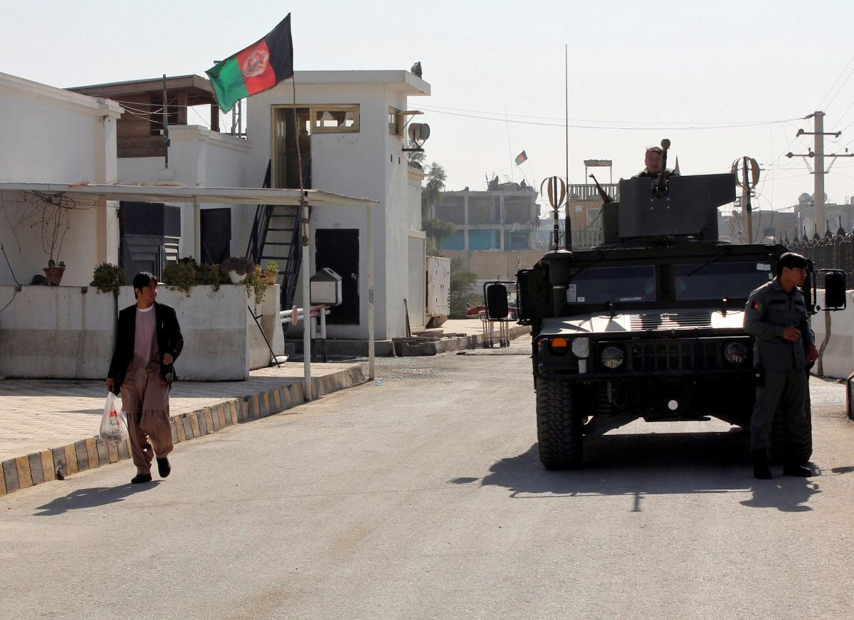 Американский генерал обвинил РФ вподдержке талибов