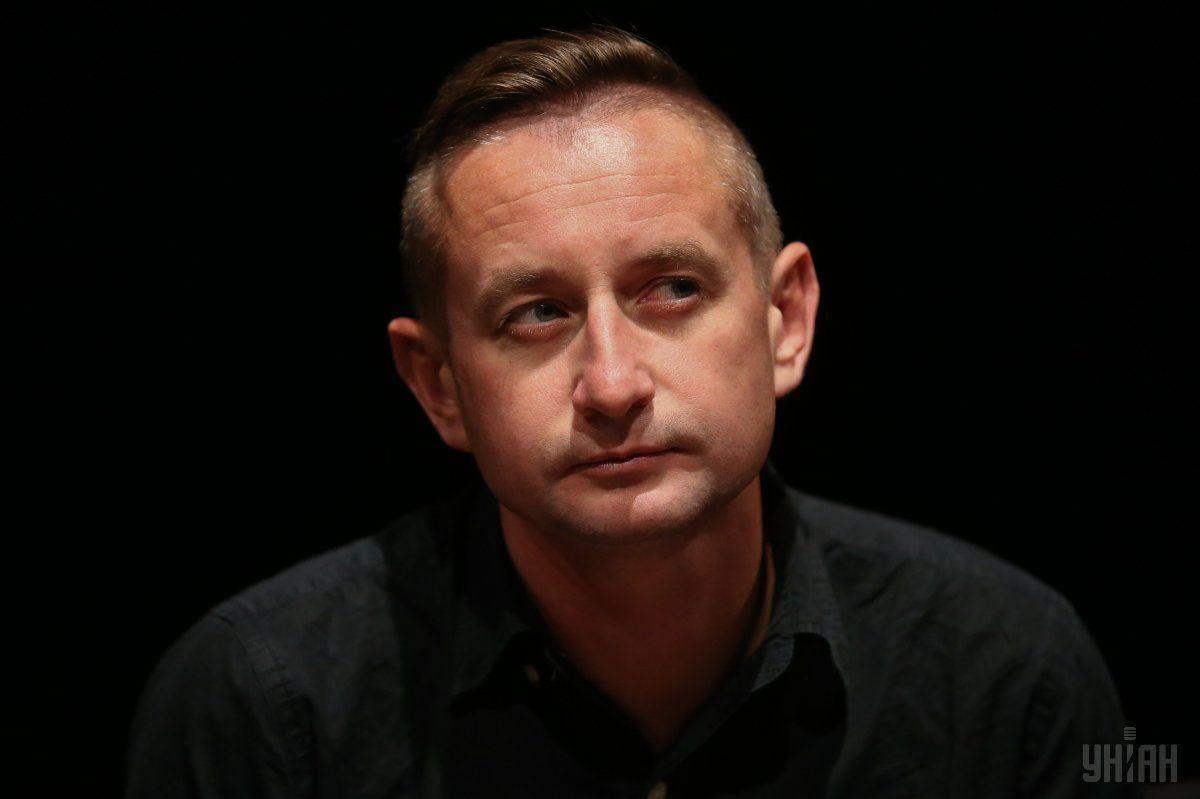 Из-за задержания писателя Сергея Жадана белорусского посла вызвали вМИД Украины