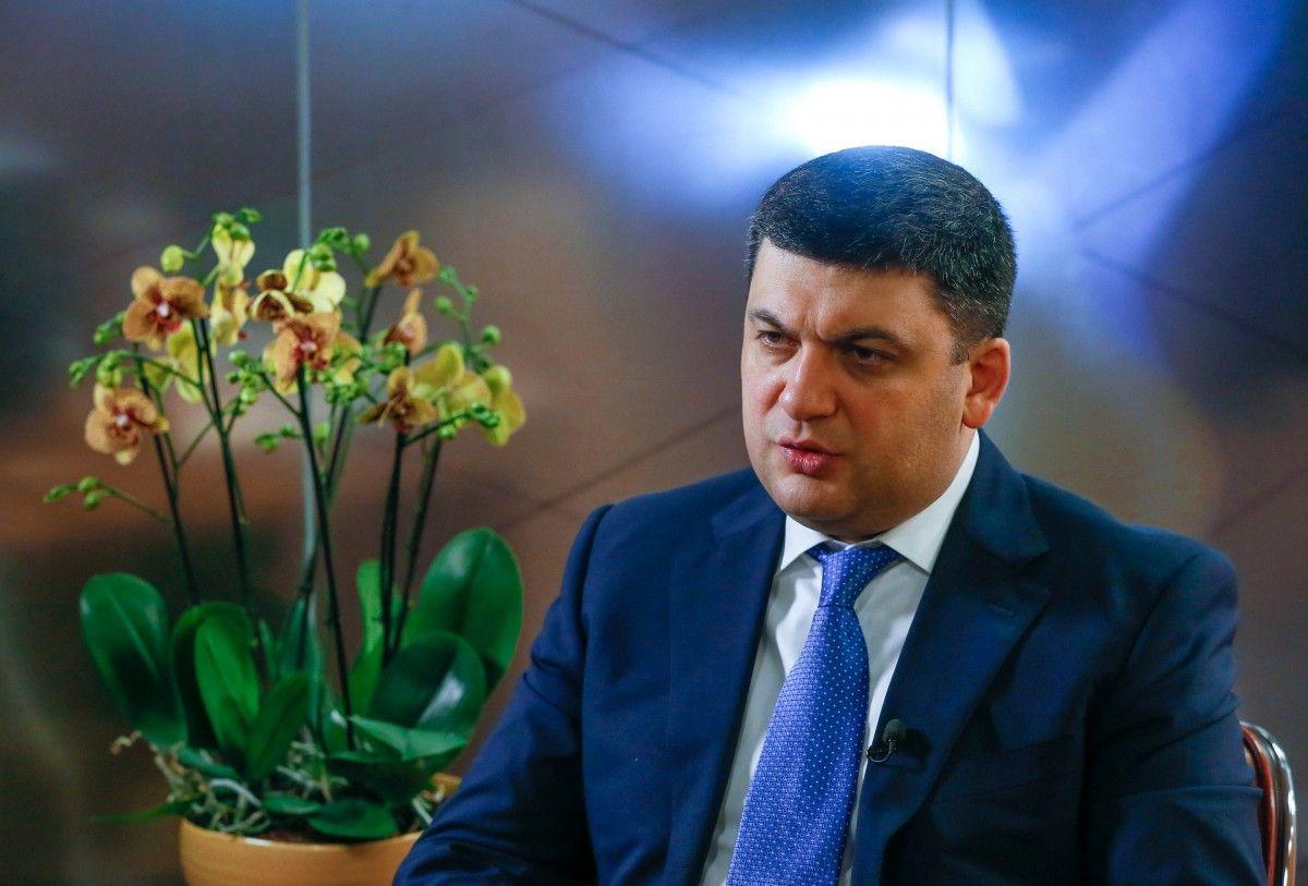 Премьер Украины: Проведению «Евровидения» ничего не грозит