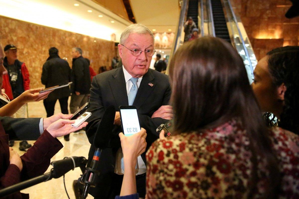 И.о. советника Трампа понацбезопасности назначен генерал Кит Келлогг