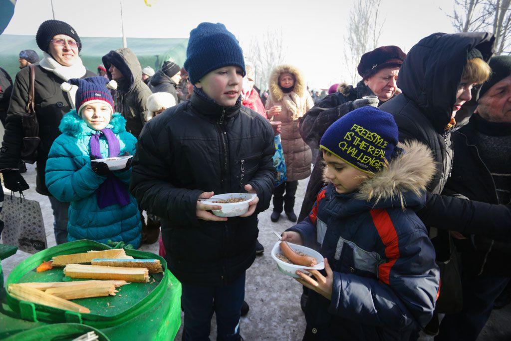 Млн. детей вДонбассе нуждаются всрочной помощи— ЮНИСЕФ