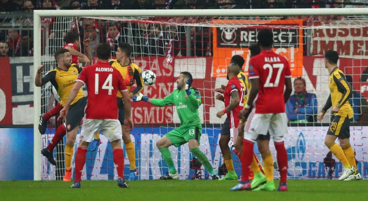 Лига чемпионов: «Бавария» разгромила «Арсенал», «Реал» уверенно победил «Наполи»