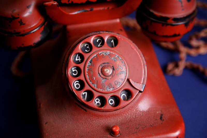 Собственный телефон Гитлера продан за243 тысячи долларов