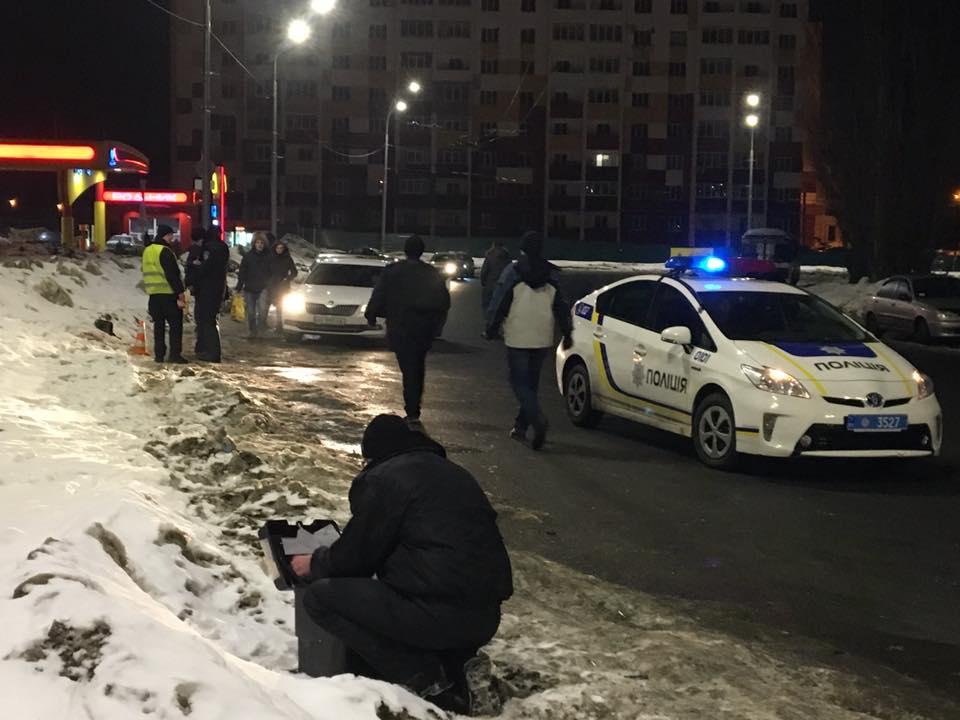 ВШевченковском районе произошла стрельба, ранен мужчина
