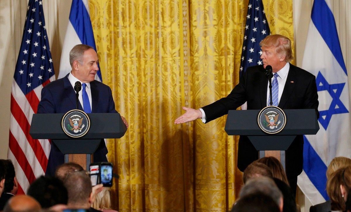 Нетаньяху объявил оначале «нового дня» вотношениях сСША
