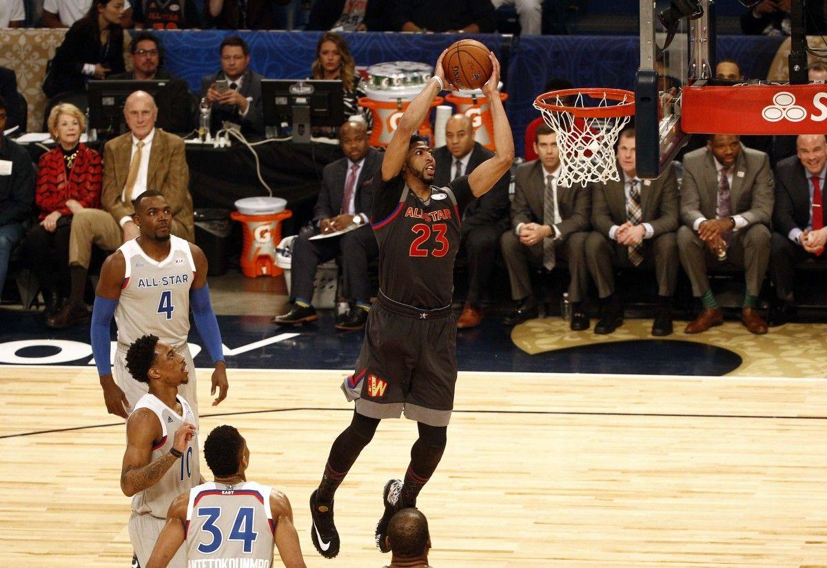 Матч всех звезд НБА. Новые рекорды результативности