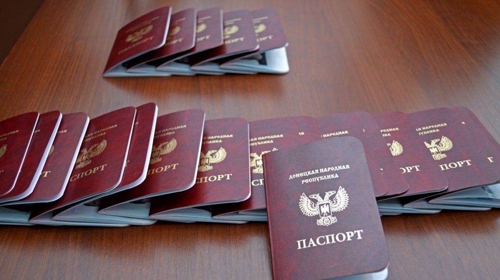 ВГермании сообщили, что признание Россией «паспортов Л/ДНР» противоречит Минским договоренностям