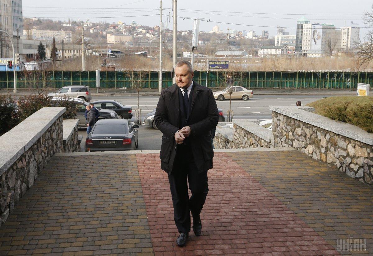 Предложивший снять санкции с Российской Федерации украинский депутат пришел надопрос