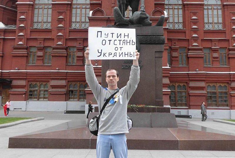 ЕСПЧ потребовал от РФ пояснить причину удержания Дадина вколонии