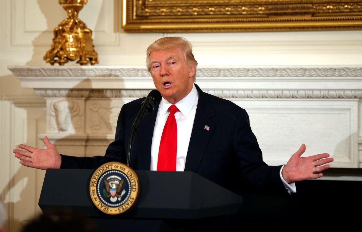 Трамп пояснил ошибку на«Оскаре» зацикленностью наполитике