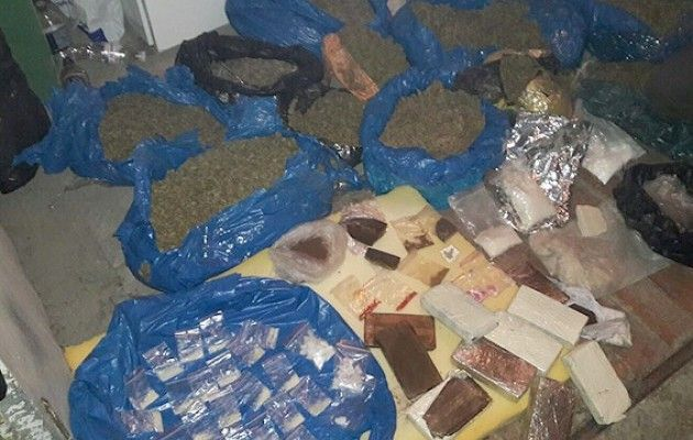 ВЗапорожской области милиция изъяла партию наркотиков на20 млн грн