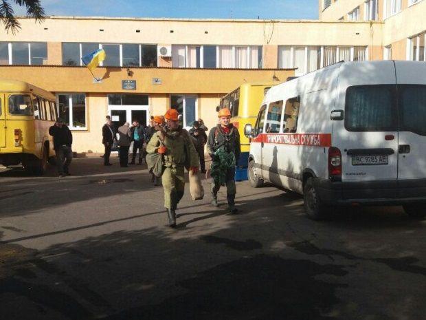 Взрыв нашахте воЛьвовской области забрал жизни 8 горняков