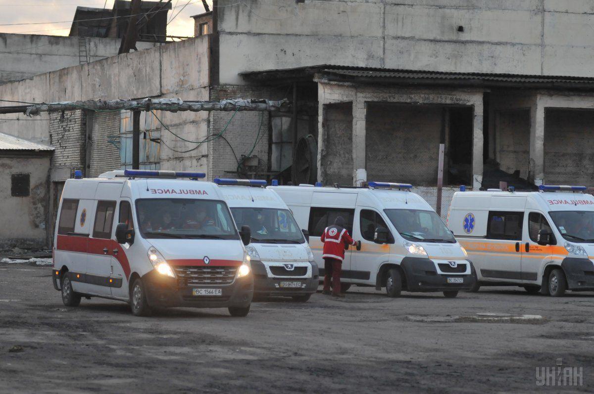 Взрыв нашахте Степная: госпитализировали еще троих горняков