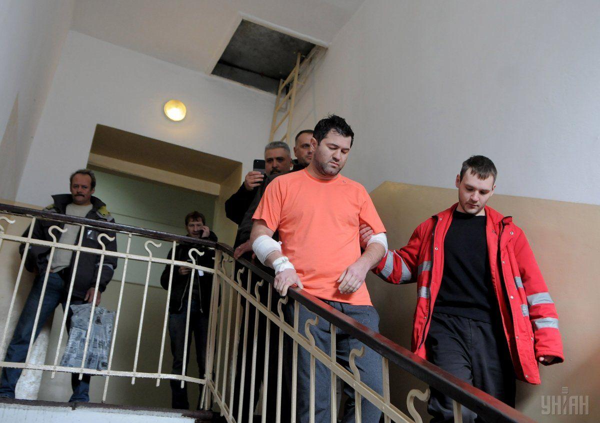Суд отправил Насирова под стражу справом залога 100 млн. грн