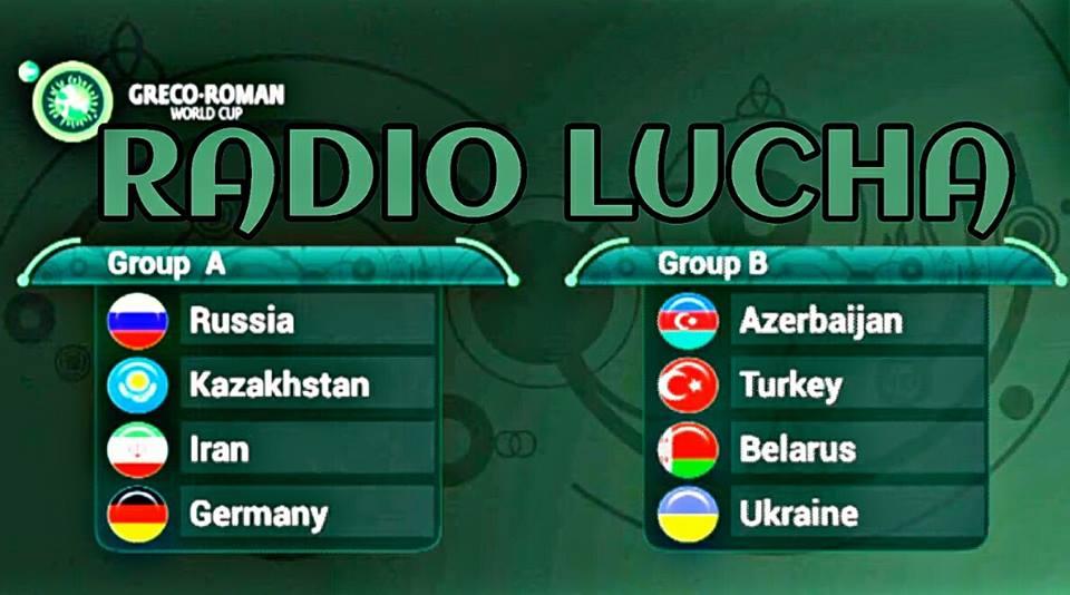 Сборная РФ выиграла Кубок мира погреко-римской борьбе
