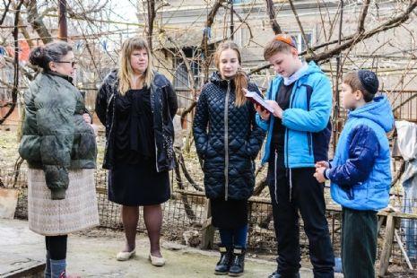Главный раввин вПурим призвал воспитывать детей в израильской традиции