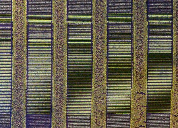 IBM создала атомный жесткий диск