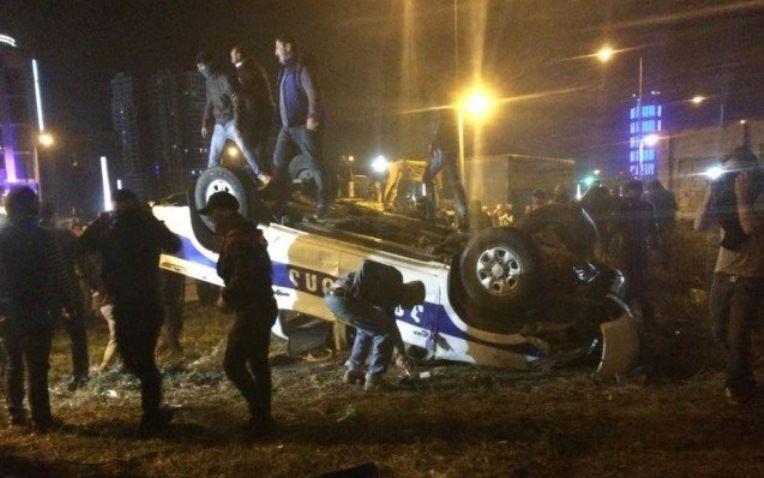 Протесты вГрузии: спецназ разогнал участников акции
