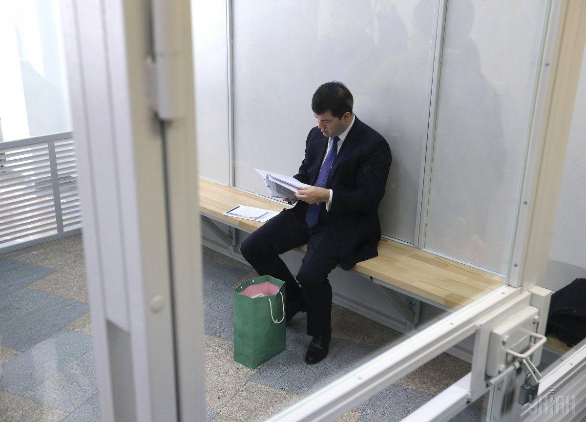 Комиссия Министерства здравоохранения начала проверку диагнозов, которые ставили Насирову в«Феофании»