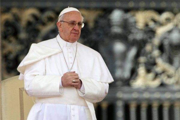 Папа Римский объявил орасширении списка самых страшных смертных грехов— Arab News
