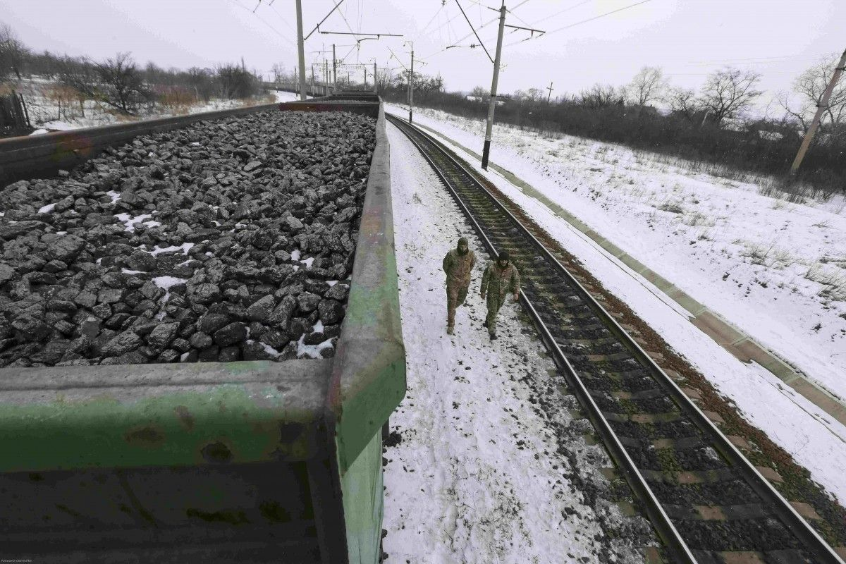 Министр финансов Украины занизил потери отблокады Донбасса