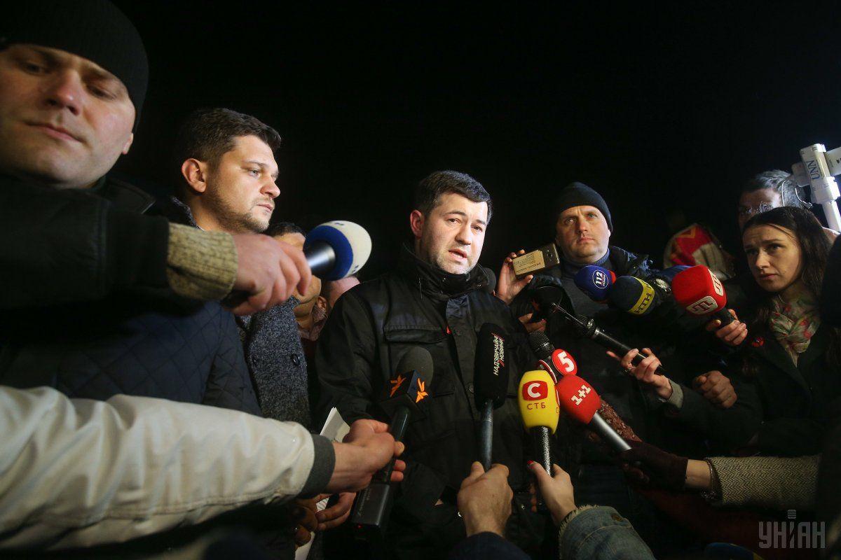 Насиров поделился впечатлениями о опросе  вНАБУ