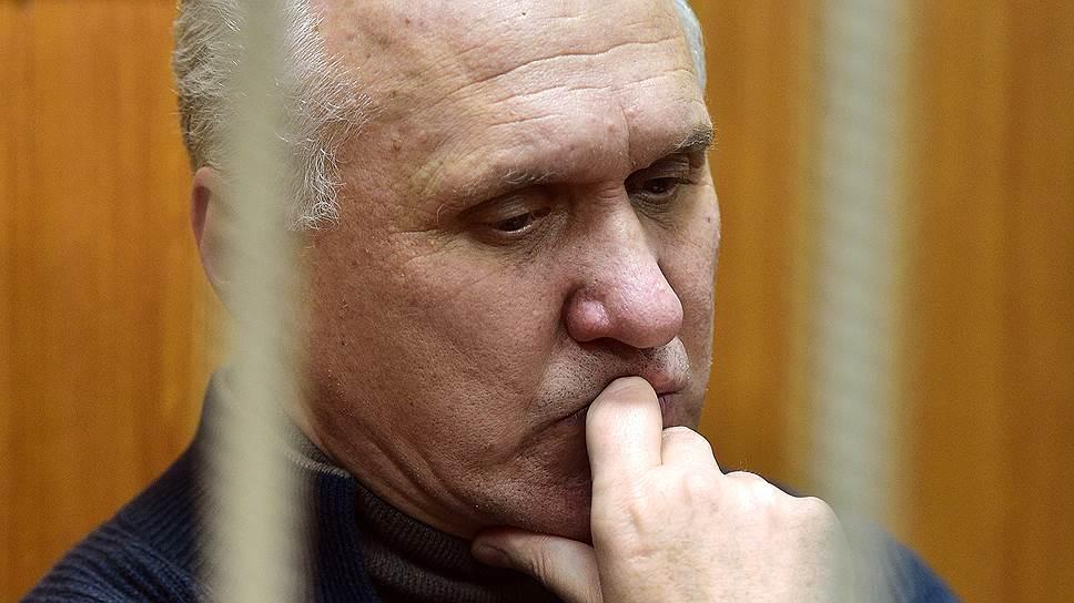 Юрист: топ-менеджер «Роскосмоса» Евдокимов нежаловался насодержание визоляторе