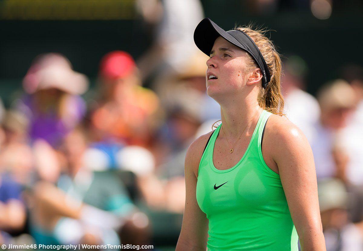 Свитолина покинет топ-10 рейтинга WTA