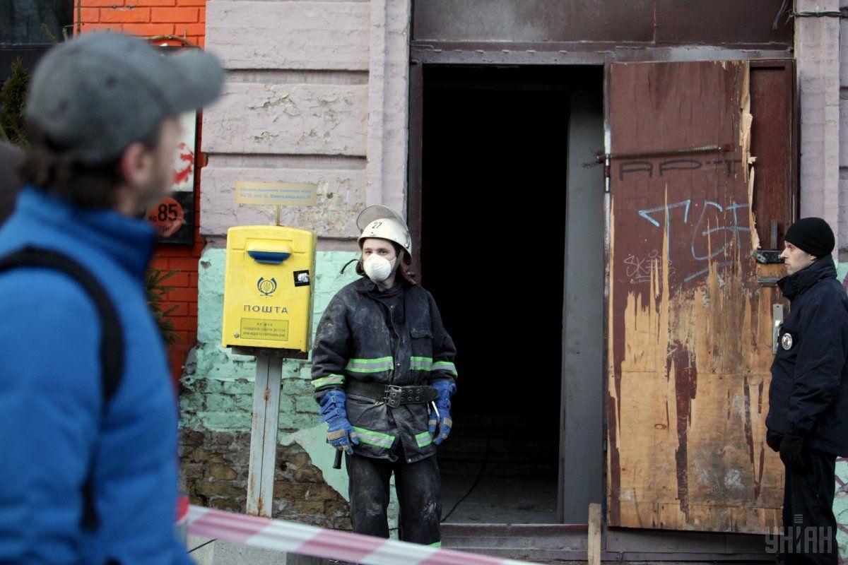 ВОдессе обрушилась часть жилого дома
