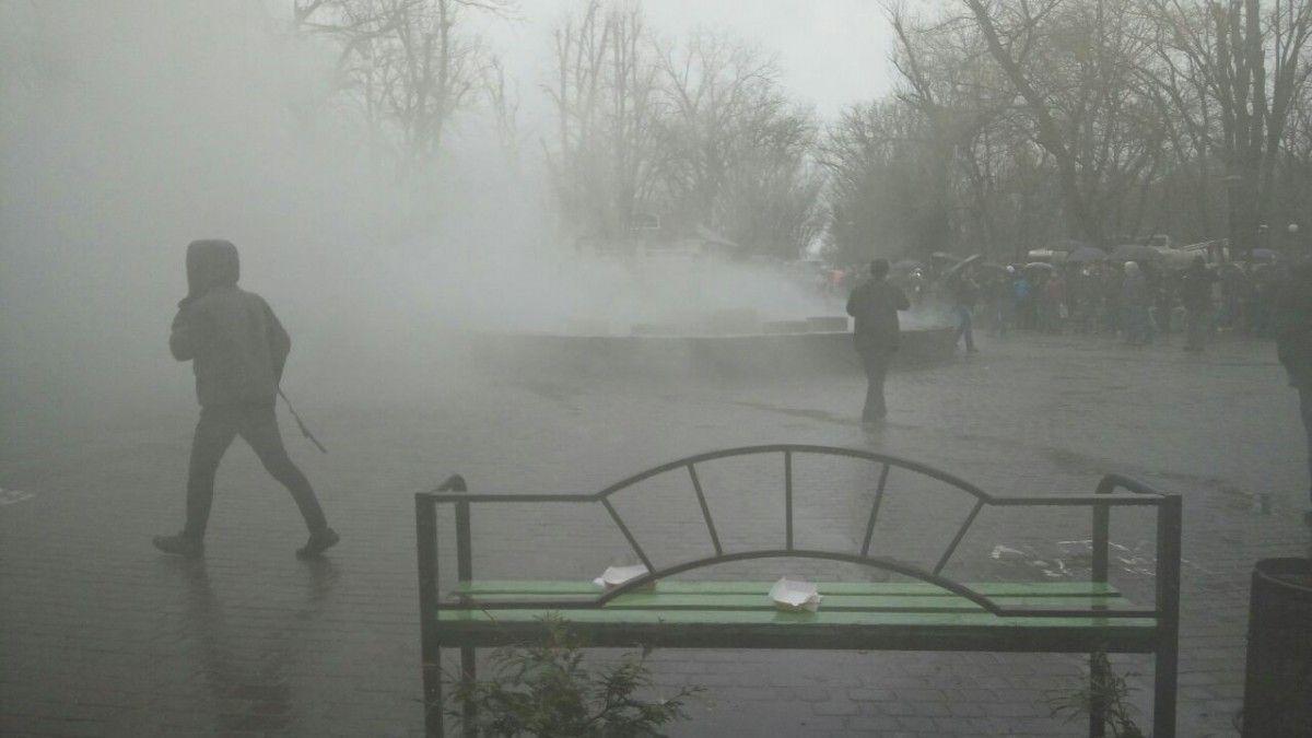 ВКраснодаре задержаны до100 участников митинга против коррупции