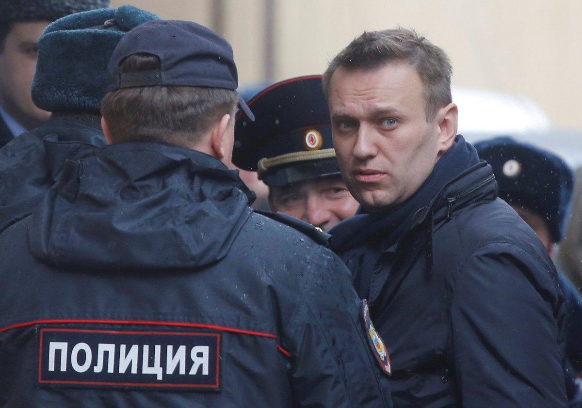«Дождь»: Кремль начинает кампанию подискредитации Навального