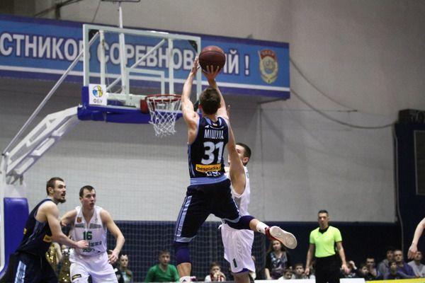 Определились пары ½ финала плей-офф баскетбольной Суперлиги Украины