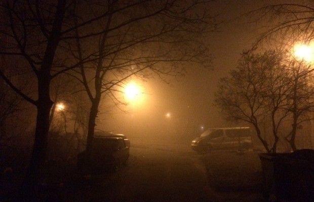 ГСЧС: Туман вКиеве задержится еще насутки