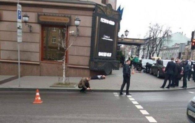 Нижегородский бывший чиновник ГДРФ Вороненков убит вцентре столицы Украины