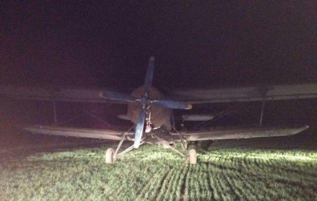 Награнице сМолдавией обнаружили брошенный «кукурузник»