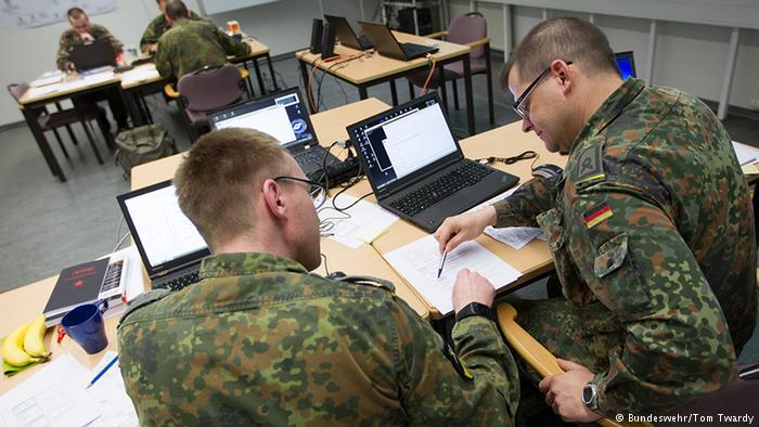 ВГермании заработал штаб кибервойск