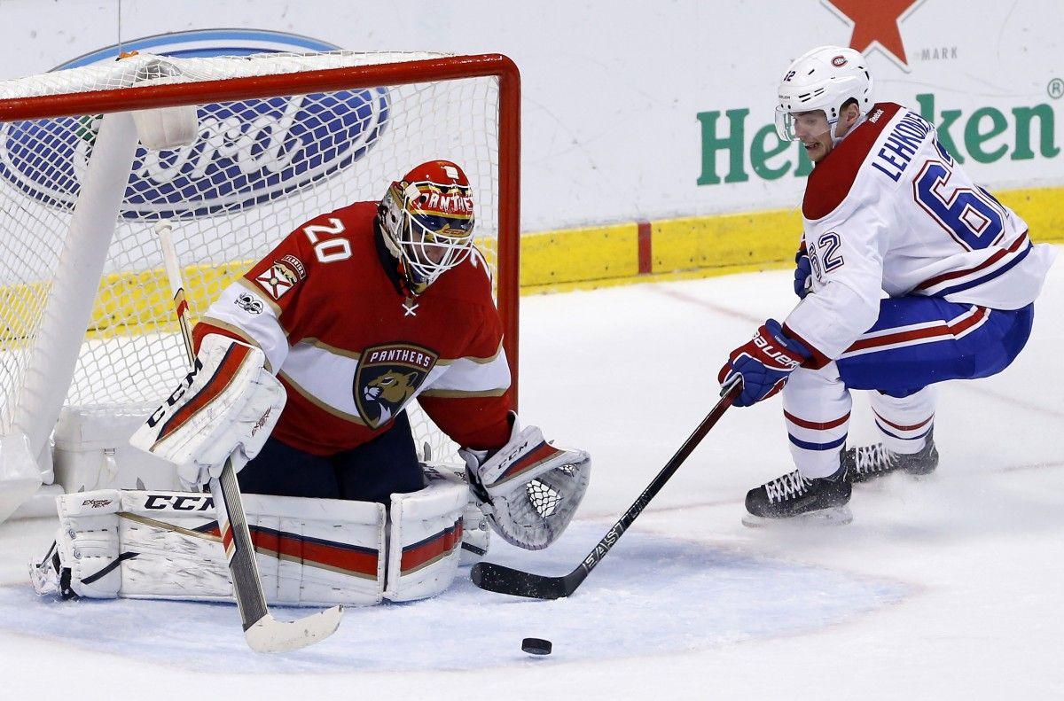 Шайба Радулова помогла «Монреалю» обыграть «Флориду» вматче НХЛ