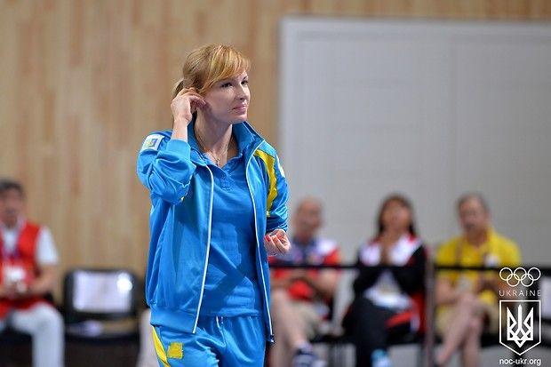 Елена Костевич— лучшая спортсменка Украины вмарте