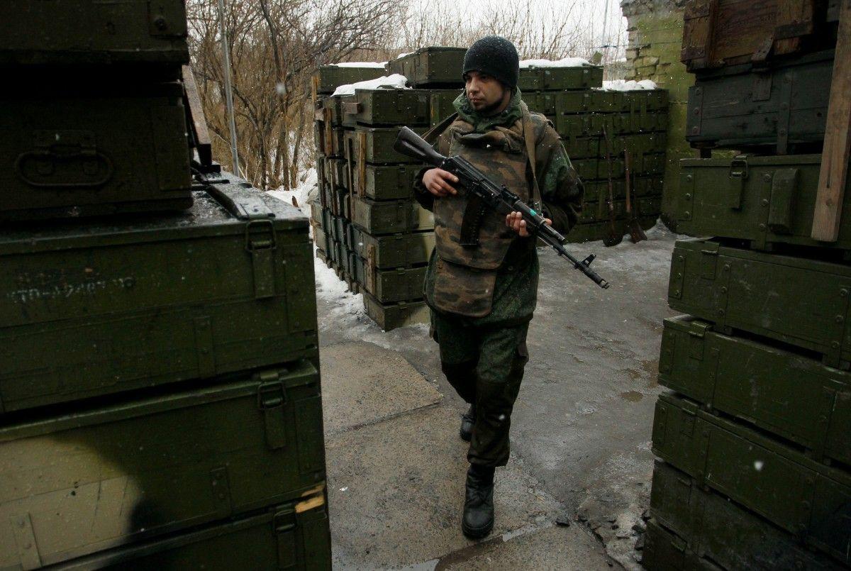 ЛНР: Украина снова сорвала согласованный отвод сил отСтаницы Луганская