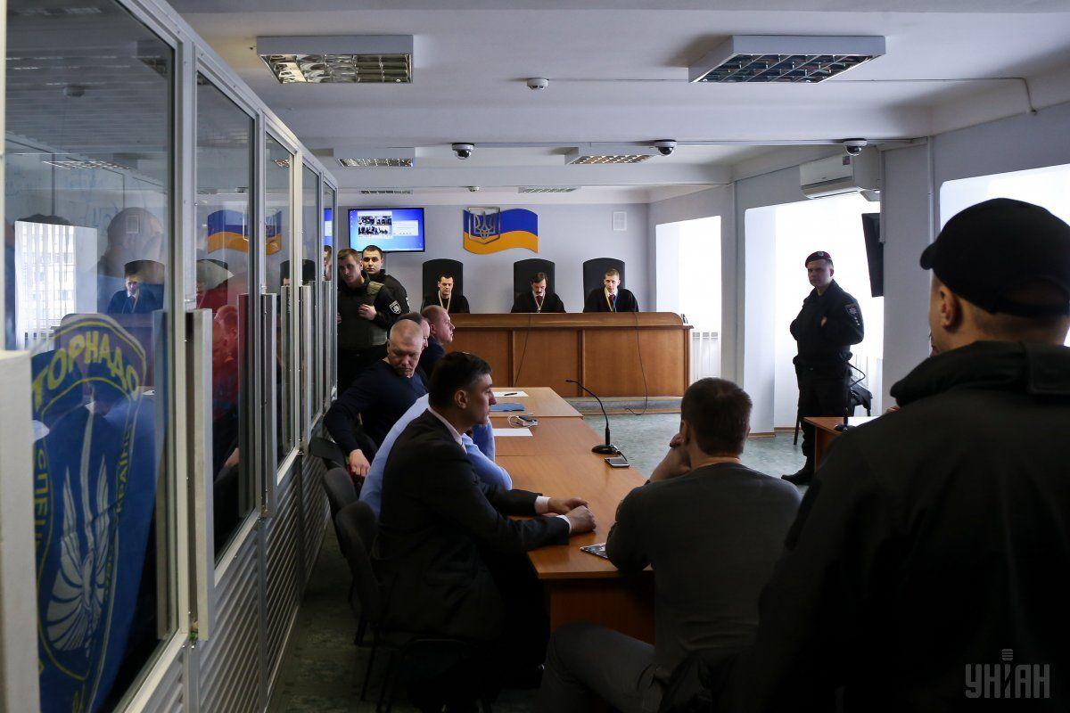 8 бойцов батальона «Торнадо» получили тюремные сроки от8 до11 лет