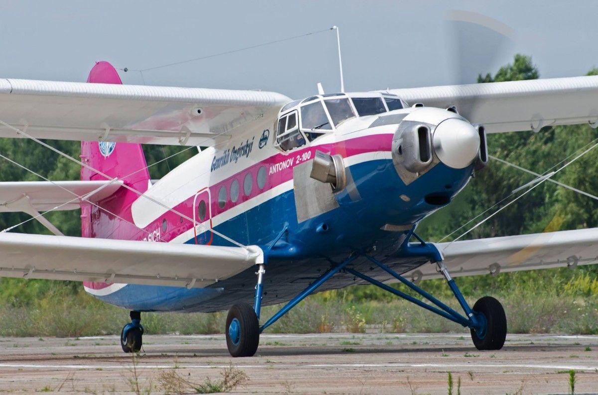 Украинский самолет АН-2-100 установил мировой рекорд