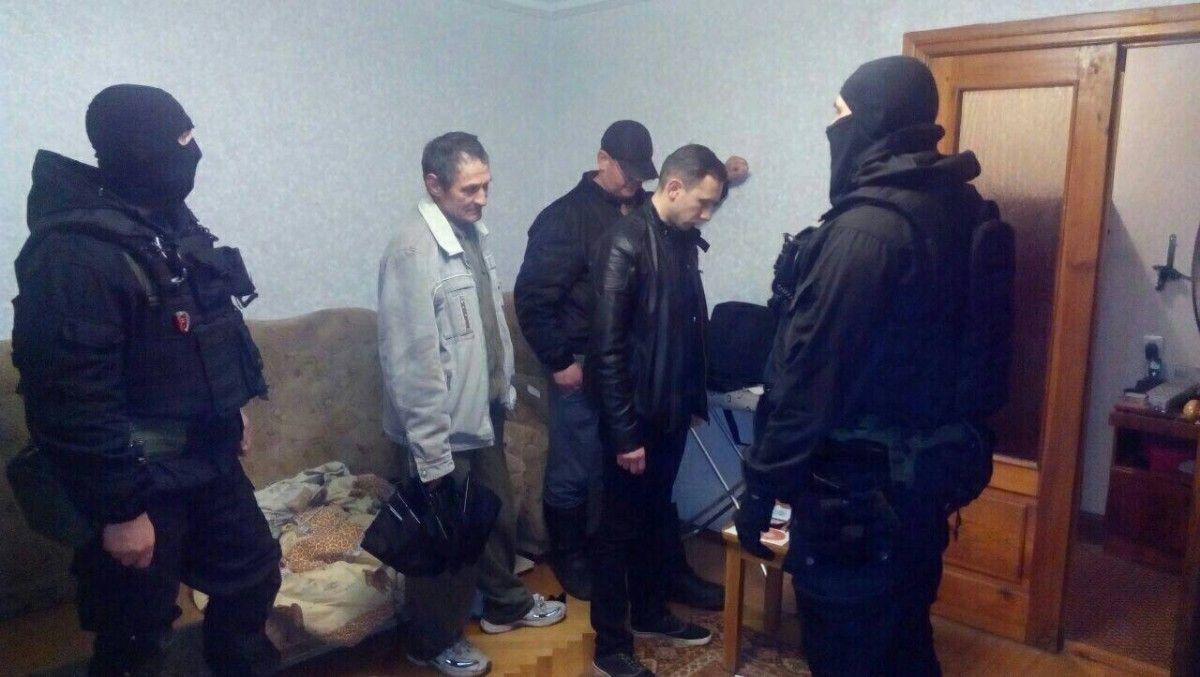 Задержан подозреваемый вубийстве журналиста Сергиенко,— Аваков