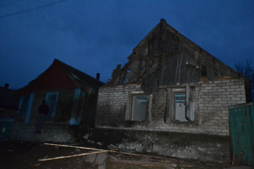 В итоге обстрела боевиками Авдеевки погибли 4 местных жителя