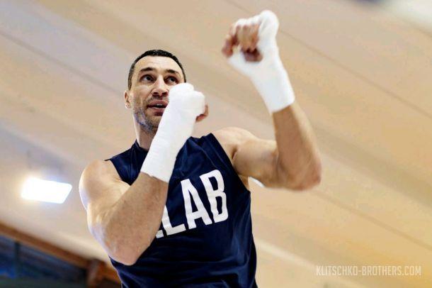 Джошуа объявил , что собирается нокаутировать Кличко