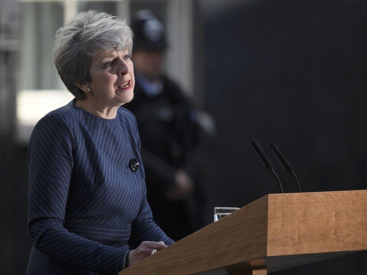 Британский парламент одобрил заблаговременное  проведение всеобщих выборов