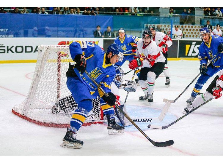 Стал известен победитель первого матча чемпионата вКиеве— Хоккей