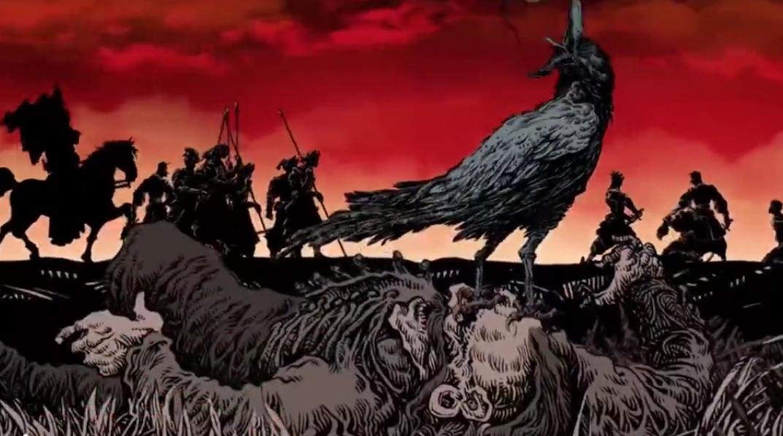 ВУкраинском государстве сделали мультфильм посюжету стихотворений Шевченко