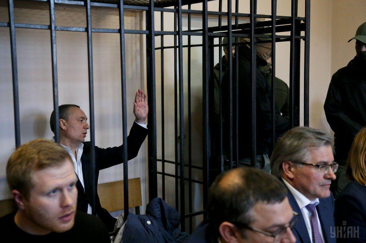 НАПК оценит действия чиновников, взявших напоруки Мартыненко